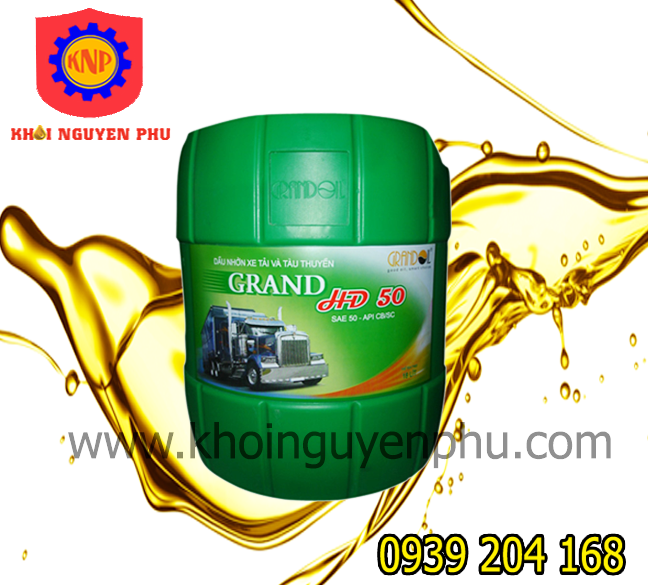 GRAND HD 40/50 (CD/SF) / 18L